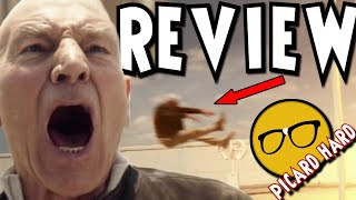 "Star Trek Picard Episode 1 Review ""Remembrance"""