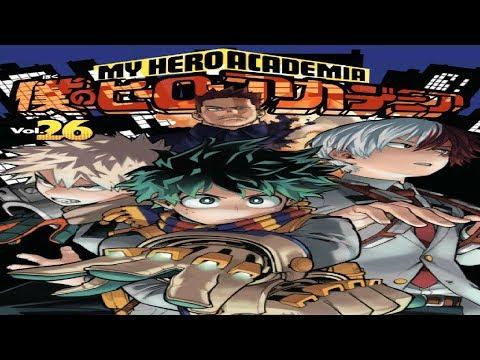 My Hero Academia Manga Chapter 252 Live Reaction | 僕のヒーローアカデミア