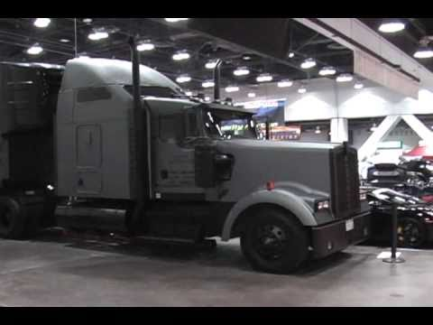 Tractor Painted Black Primer