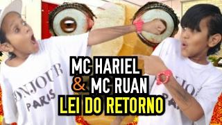 MC DON RUAN E MC HARIEL LEI DO RETORNO VIDEOCLIP DJ YURI MARTINS PAR DIA