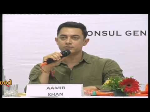 Pk Actor Aamir Khan Released Book My Marathi