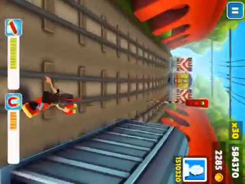subway surfers cheat subway surfers moscow samsung galaxy s3 gameplay
