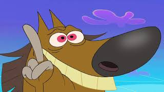 Zig & Sharko - Inspecteur Sharko (S01E74) _ Full Episode in HD