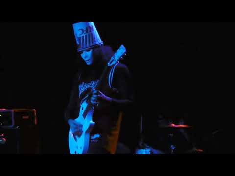 Buckethead ~ Nottingham Lace ~ Seattle 10.01.2017 ~
