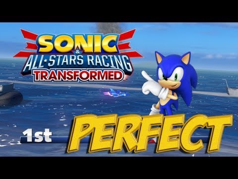 Sonic All Stars Racing Transformed: Perfect