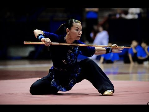 Wushu World Champion Jade Xu - Gold Performance