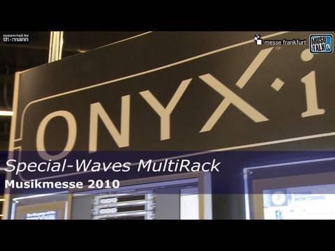 Musikmesse 2010: Waves MultiRack Plugin Host