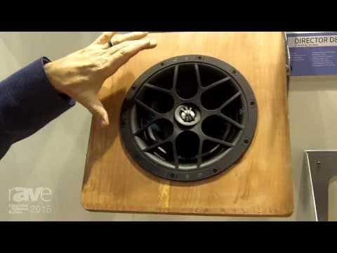 ISE 2015: Origin Acoustics Features the Director Series Ceiling Speaker