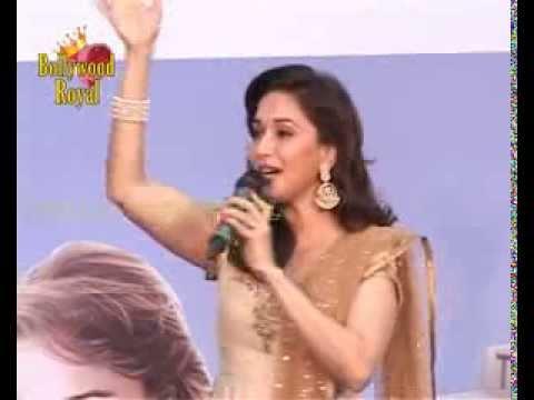 Madhuri Dixit creates signature Diabetes dance step for Sanofi...