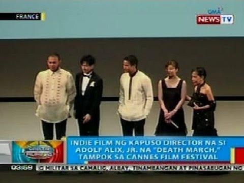 BP: Kapuso director na si Adolf Alix, Jr. na 'Death March', tampok sa Cannes Film Fest