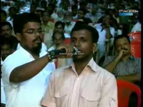 Mm Akbar Chekannur Quran Sunnath Society video