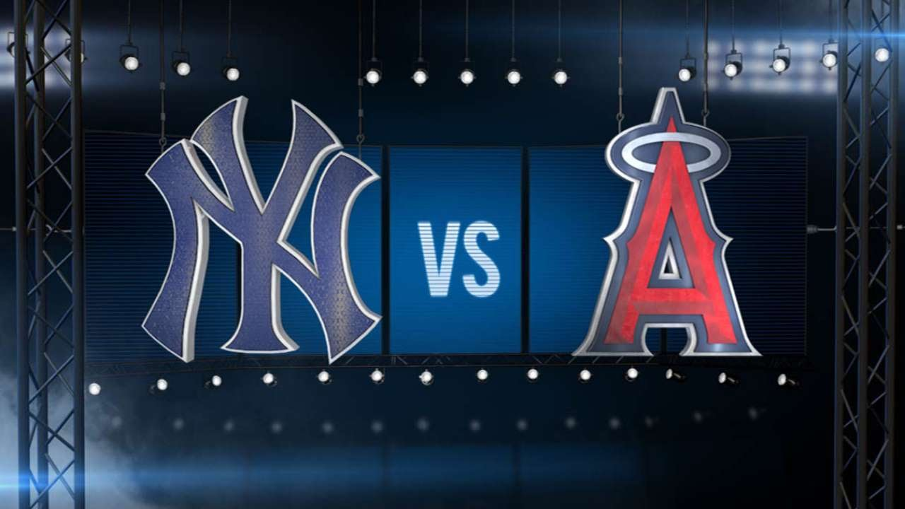 6/29/15: Trout puts on baseball clinic as Angels roll