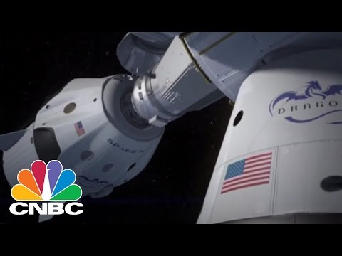 SpaceX Mission To Mars | CNBC