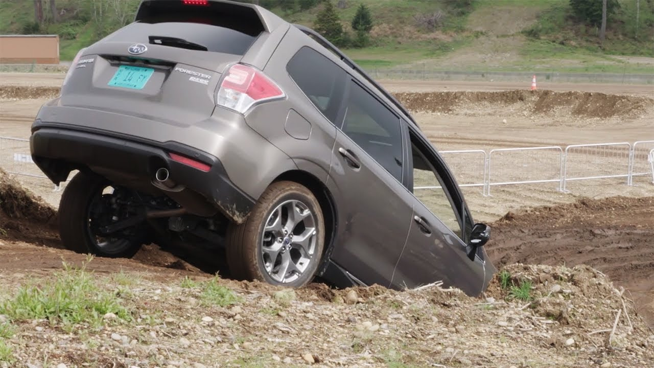 Subaru Forester  I Touring Off Road Review At Mudfest Youtube