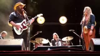 Download Lagu Chris Stapleton (and Morgane) - Smooth as Tennessee Whiskey (10/14/2016) Nashville, TN Gratis STAFABAND