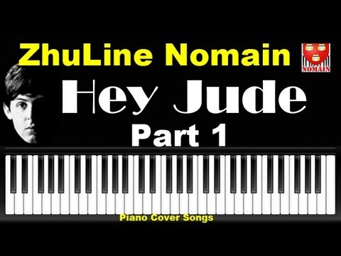 Hey jude piano chords