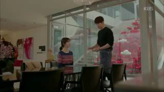 Uncontrollably Fond ep 15,. Pasta Kiss