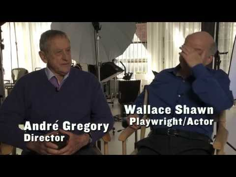 Behind the scenes of THE WALLACE SHAWN-ANDRÉ GREGORY PROJECT