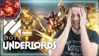 A REFRESHING Game of Dota Underlords - Savjz