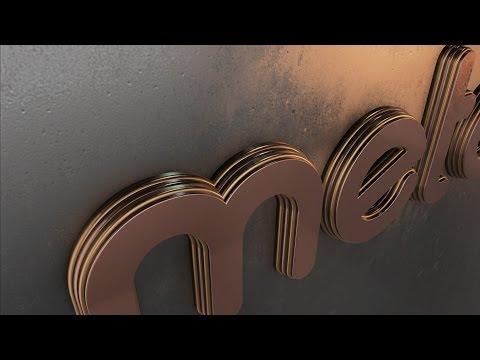 TUTORIAL || Creat Light Based Lighting in Element 3D || Metallic Element 3D