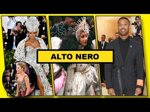 Rihanna, Michael B jordan , Letitia Wright Video , Blake Lively Red Carpet & More Met Gala 2018