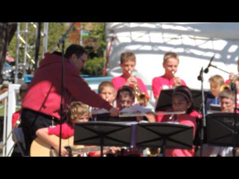 Clovis Point Intermediate School Jazz Band - Watermelon Man