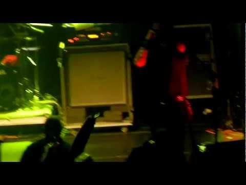 Fear Factory- Replica- Noise in the Machine Tour- Gramercy Theatre, NY- 5/13/12