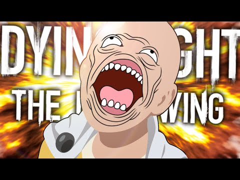 ONE PUNCH, ONE KILL! | Dying Light Funny Moments