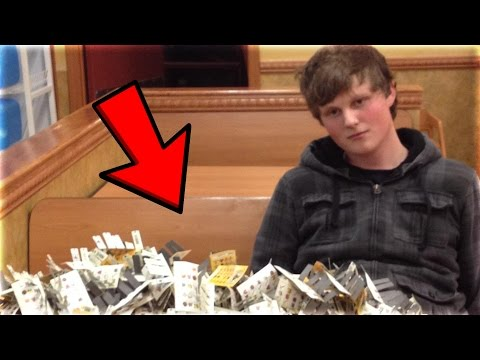 Top 5 DUMBEST Lottery Winners (Dumbest People Who Won the Lottery)