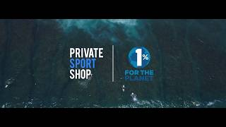 Private Sport Shop x 1% for the Planet | IT