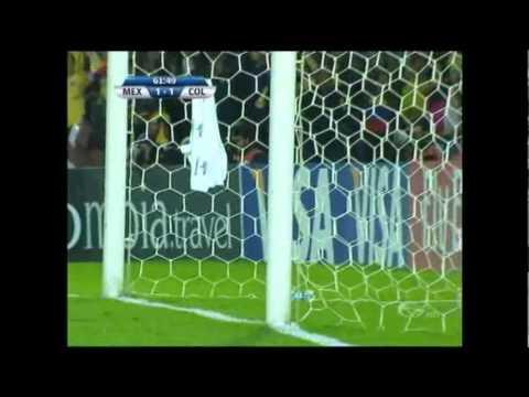 Mexico vs Colombia Mundial sub20 2011