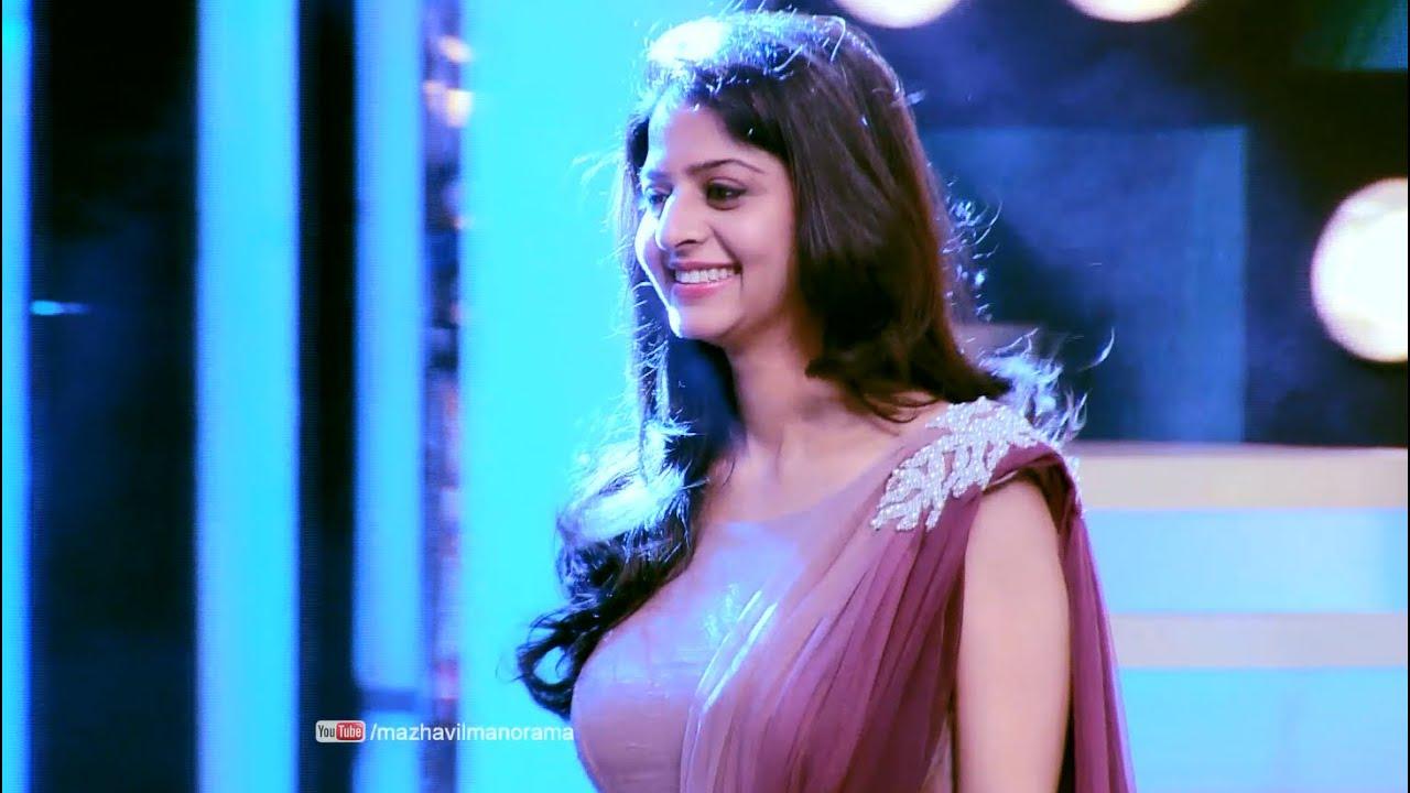 D3 I Gorgeous actress Vedhika on D3 stage I Mazhavil Manorama
