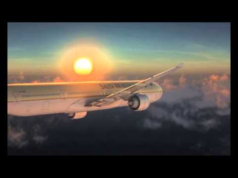Inflight Advertising - Alarjan - SAUDI Safety Film With VO