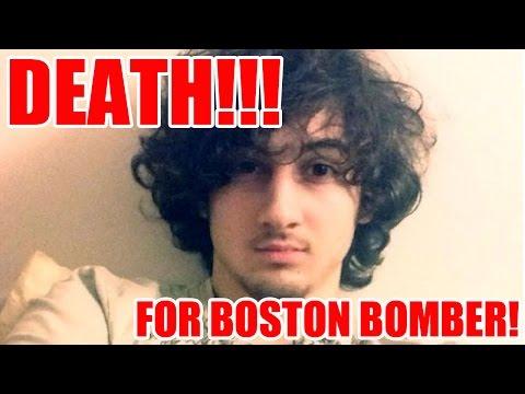 BREAKING: Boston Bomber Dzhokhar Tsarnaev Receives Death Penalty!!!