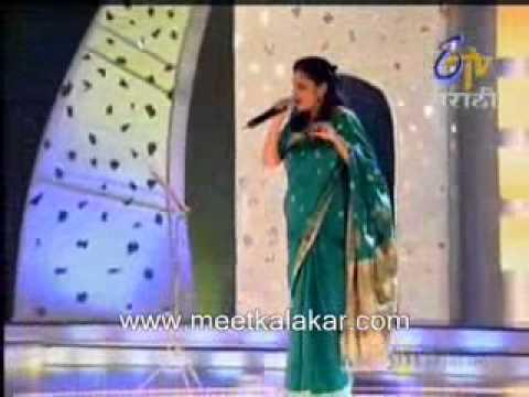 Amruta Natu presents Tumhavar Keli Mi Marji Bahaal