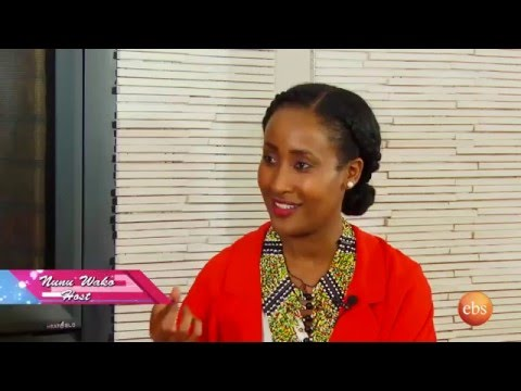 Nunu Wako Show - Interview With Film Maker Mekonnen Michael