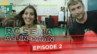 Rosena Allin-Khan interview: The NHS, mental health and boxing | Outside Westminster Episode 2