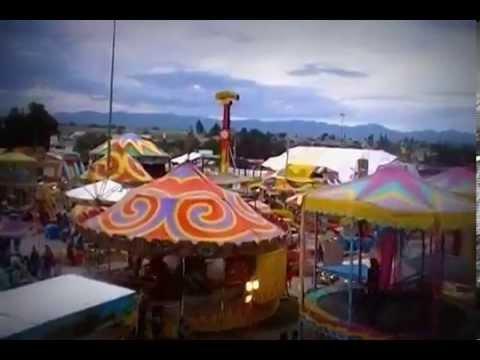 *En el Teleferico de los Hermanos Diaz, Feria de Huamantla 2012*