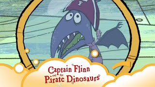 Captain Flinn: Pirates in a bottle  S1 E34 | WikoKiko Kids TV
