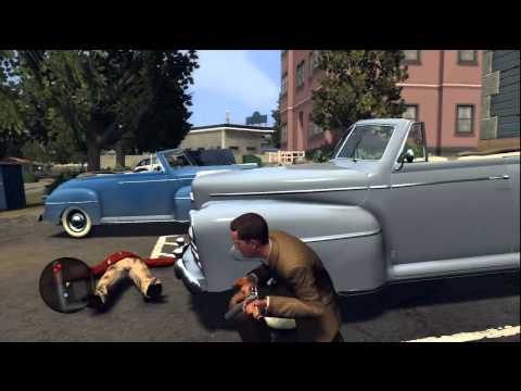 L.A. Noire: Side Missions 1-5