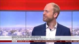 Alexander Betts on BBC World News