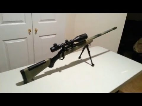 JG Bar-10 Airsoft Sniper Rifle *FOR SALE*