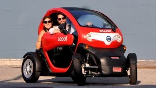 "Nissan New Mobility Concept (aka ""Scoot Quad"")"
