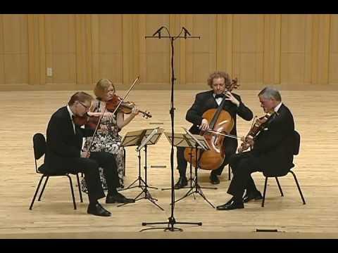 The American String Quartet - Beethoven String Quartet, op. 130 Cavatina