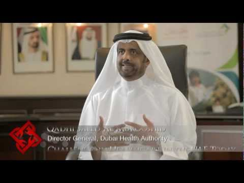 Executive Focus: Qadhi Saeed Al Murooshid, Director General, Dubai Health Authority