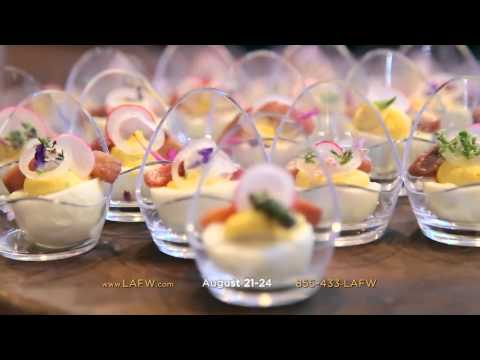 Los Angeles Food & Wine Festival - 2014 Highlight