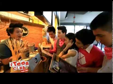 iTeen Club 18 Oct 2014 – พาทัวร์ร้านของหวาน SIAM SQUARE ONE (2/3)
