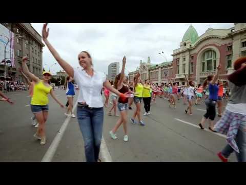 Уличные танцы по русски