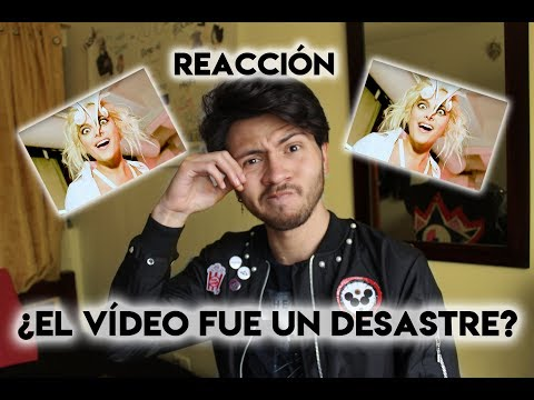 REACCIÓN A 'I'M A MESS' - BEBE REXHA  | Niculos M