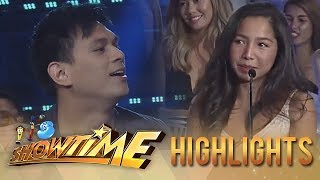 It's Showtime: Dawn feels sad when Zeus gets her joke